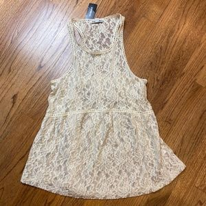 NWT Express Lace Tank
